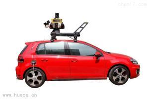 三維移動測量車 華測三維激光掃描移動測量車