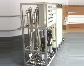 SDS 250L纯化水设备双级纯化水设备