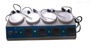 HJ-4A/B 多头磁力搅拌器