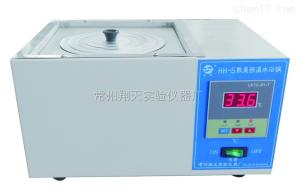 HH-S1 单孔恒温水浴锅
