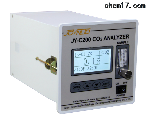 JY-C201 热导二氧化碳分析仪