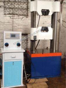 厂家供应钢丝绳液压钳口60吨100吨万能材料试验机