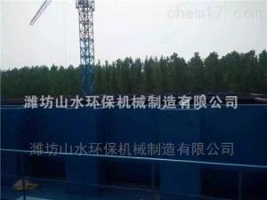 潍坊山水环保新型一体化净水器工作原理
