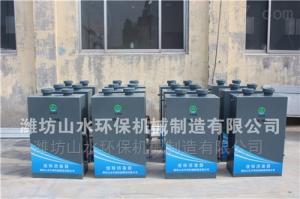 山东潍坊农村饮用水消毒设备产品特点