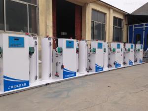 福建厦门二氧化氯发生器计量泵工艺原理