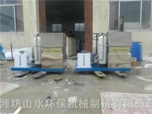 陕西渭南小型医院污水处理设备技术工艺