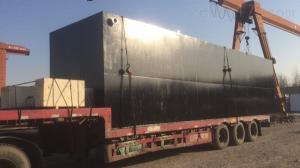 吉林榆树奶牛养殖场污水处理设备工艺