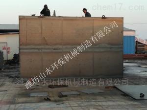四川阿坝州屠宰场污水处理设备工程案例