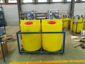 广东开平循环水加药装置工作原理