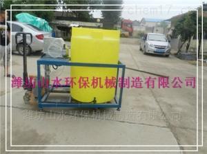 广东罗定药剂投加加药装置作用原理
