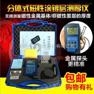DR260 DR260分体式铁基涂层测厚仪涂镀层镀锌层测量仪磁感应油漆膜厚仪