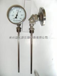 WSS-481/WSS-581万向型双金属温度计
