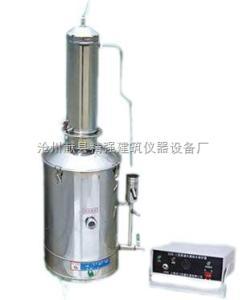 电热蒸馏水器系列