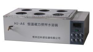 磁力搅拌恒温水浴锅HJ-A6