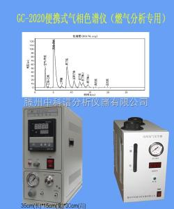 GC-2020 二甲醚检测仪性能特点