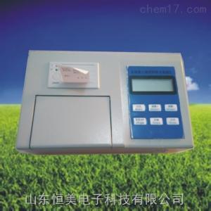 HM-QYD 高精度智能土壤肥料养分速测仪