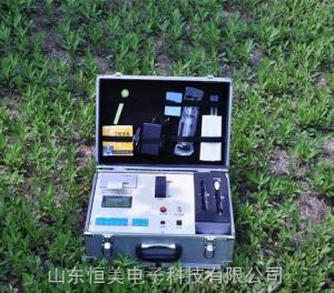 HM-1B 恒美HM-1B土壤养分测试仪厂家