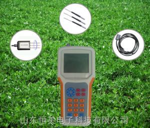 HM-GWSY GPS土壤温度水分盐分PH速测仪