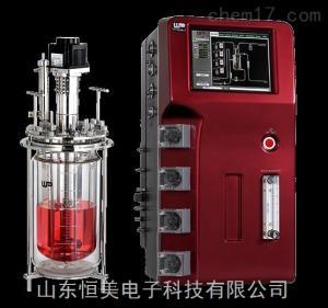 3L、5L、7L、10L、15L 恒温式双层夹套圆底发酵罐