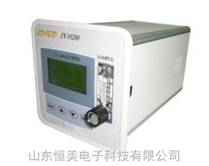HM-H200 热导氢分析仪