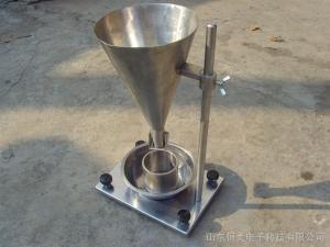 HM-106 普通磨料堆積密度測定儀