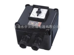 BZZ8050-防爆防腐转换开关价格,防爆防腐隔离开关哪里价格便宜