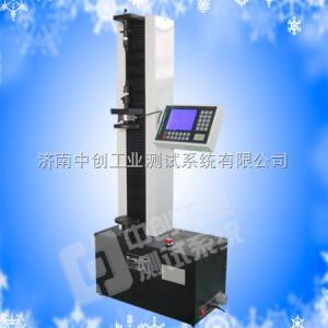 ZCTL-Z5KN 5KN弹簧力值位移测量设备生产许可证、5KN弹簧拉压变形量试验机ISO认证、测刚度