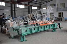 濟南中創生產200噸大型臥式錨桿拉力測試儀、2000KN臥式結構拉力試驗機生產單位