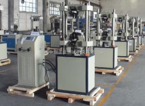 30噸樹脂錨桿液壓式數顯拉力檢測設備、300KN中空注漿錨桿抗拉強度試驗儀器