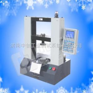 50KN硅橡膠海綿壓縮強度測試儀、海綿橡膠抗壓力性能檢測機、橡塑并用海綿耐撕裂性能試驗機
