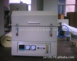 GSLQ-8-1100 管式氣氛爐、管式電阻爐、對開式管式爐