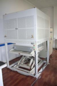 RSJ-1700 结构件陶瓷升降炉、高温升降电炉